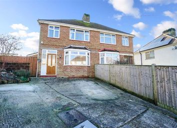 3 bed semi-detached house for sale in Battle Crescent, St Leonards On Sea, East Sussex TN37