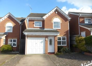 Thumbnail 3 bedroom detached house for sale in Foxglove Crescent, Purdis Farm, Ipswich