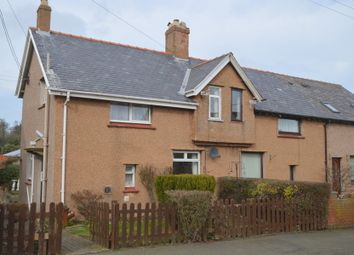 Thumbnail 3 bed semi-detached house for sale in The Meadows, Belford, Northumberland