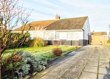 Thumbnail 3 bed bungalow for sale in Mark Road, Hightown, Liverpool