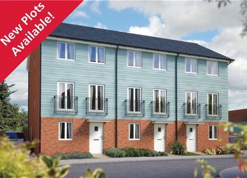Thumbnail 3 bedroom town house for sale in The Winchcombe, Plot 75 Morris Gardens, Fordham Road, Soham
