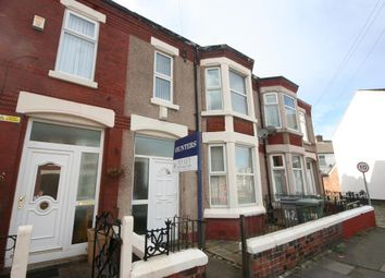 Thumbnail 3 bed terraced house to rent in Florence Road, Wallasey