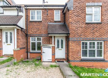 Thumbnail 2 bed terraced house for sale in Gibson Drive, Smethwick