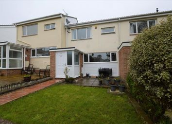 Thumbnail 3 bed terraced house for sale in Golden Park Avenue, Watcombe Park, Torquay, Devon