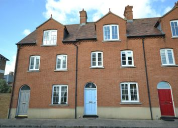 Thumbnail 4 bed terraced house for sale in Billingsmoor Lane, Poundbury, Dorchester