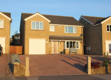 Thumbnail 4 bed detached house for sale in Mortimer Road, Cubley, Penistone, Sheffield