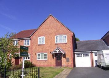 Thumbnail 4 bedroom semi-detached house for sale in Teesdale Avenue, Birmingham, West Midlands