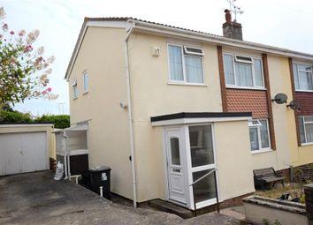 Thumbnail 3 bed semi-detached house for sale in Burton Place, Brixham, Devon