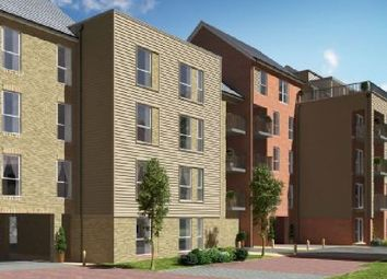 Thumbnail 2 bed flat for sale in Portsdown Hill Road, Bedhampton, Hampshire