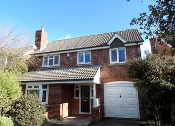 Thumbnail 4 bed detached house to rent in Deverel Close, Christchurch