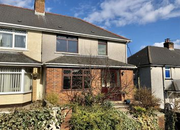 Thumbnail 3 bed property to rent in The Avenue, Wyllie, Blackwood