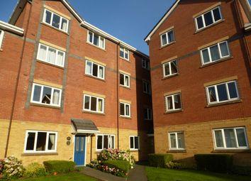 Thumbnail 1 bed flat to rent in Miller Gardens, Riverside, Preston