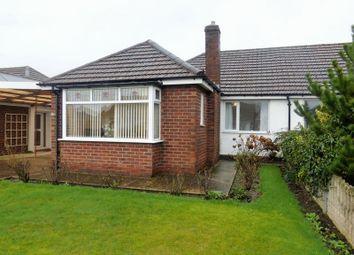 Thumbnail 2 bedroom semi-detached bungalow for sale in Gower Grove, Walmer Bridge, Preston