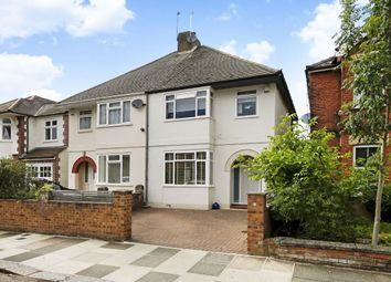 Thumbnail 3 bed semi-detached house for sale in Munster Road, Teddington