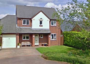 Thumbnail 4 bed detached house for sale in Sovereign Chase, Staunton, Gloucester
