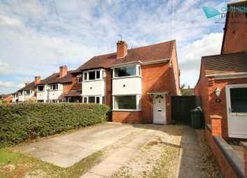 Thumbnail 2 bed semi-detached house for sale in Lodge Road, Knowle, Solihull