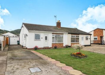 Thumbnail 2 bed bungalow for sale in Troon Way, Abergele, Clwyd