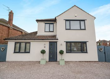 Thumbnail 3 bed detached house for sale in Baildon Crescent, North Hykeham, Lincoln