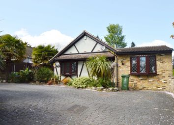 Thumbnail 4 bed bungalow for sale in Noak Hill Road, Romford