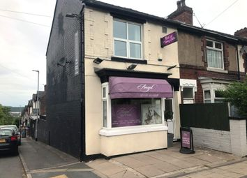 Thumbnail Retail premises for sale in High Lane, Burslem, Stoke-On-Trent