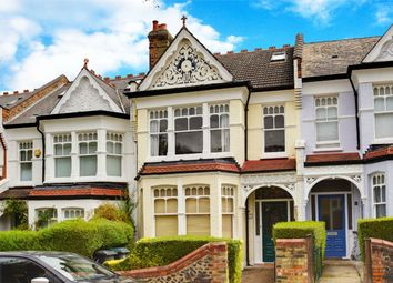 Thumbnail 3 bed flat for sale in Rosebery Road, Muswell Hill, London