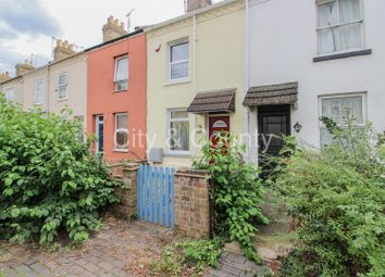Thumbnail 2 bed terraced house for sale in Tower Street, Woodston, Peterborough