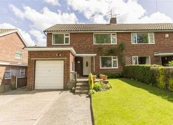 3 bed semi-detached house for sale in Merrick Close, Loundsley Green, Chesterfield S40