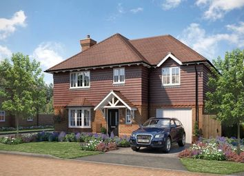 "Thumbnail 4 bed property for sale in ""The Elstree"" at Lenham Road, Headcorn, Ashford"