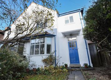 Thumbnail 3 bedroom semi-detached house for sale in Hobson Road, Summertown, North Oxford, Oxon OX2,