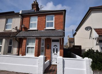 Thumbnail End terrace house for sale in Latimer Road, Eastbourne
