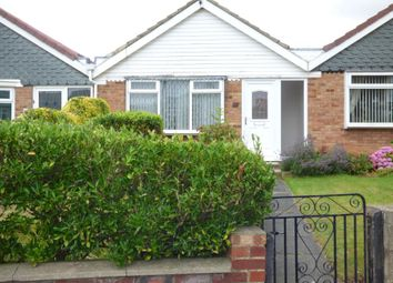 Thumbnail 1 bedroom terraced bungalow for sale in Chancel Way, Eston, Middlesbrough