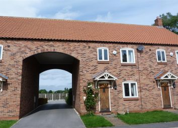 Thumbnail 4 bedroom town house for sale in Main Street, West Stockwith, Doncaster