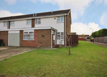 Thumbnail 3 bed end terrace house for sale in Woodgate Close, Grove, Wantage