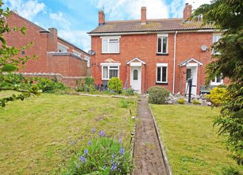 Thumbnail 2 bedroom end terrace house for sale in South View Terrace, Exminster, Exeter