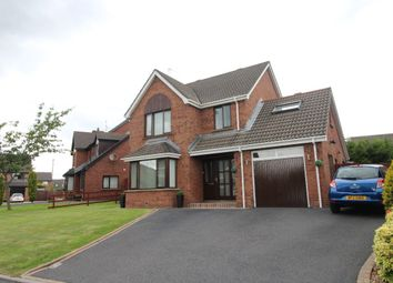 Thumbnail 4 bed detached house for sale in Thornhill Park, Lisburn