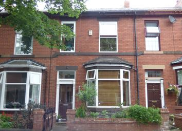 Thumbnail 4 bed terraced house for sale in Malvern Avenue, Bury