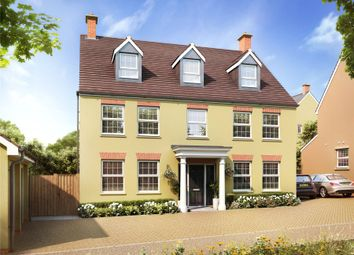 Thumbnail 5 bedroom detached house for sale in Pinn Hill, Pinhoe, Exeter