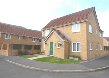 Thumbnail 4 bedroom detached house for sale in Llys Cambrian, Godrergraig, Swansea