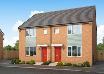 "Thumbnail 3 bedroom property for sale in ""The Bramcote At Kings Park, Corby"" at Gainsborough Road, Corby"