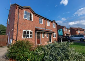 Thumbnail 4 bed semi-detached house for sale in Charlecote Gardens, Sydenham, Leamington Spa