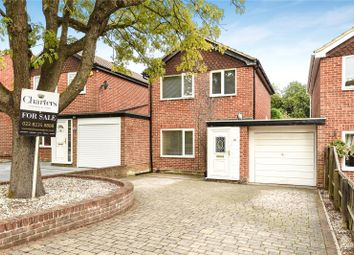 Thumbnail 3 bed detached house for sale in Kenilworth Drive, Eastleigh, Hampshire
