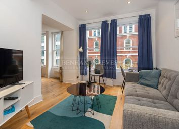 Thumbnail 1 bed flat to rent in Sovereign House Poppin's Ct, City