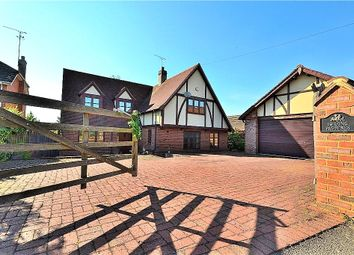 Thumbnail 5 bed detached house for sale in Stansted Road, Birchanger, Bishop's Stortford