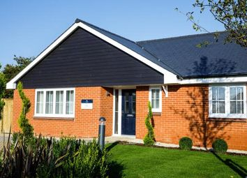 Thumbnail 2 bed bungalow for sale in The Grove, Stanbridge Road, Haddenham, Aylesbury