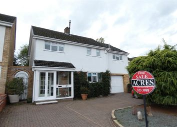 Thumbnail 4 bed detached house for sale in Meadowside Road, Four Oaks