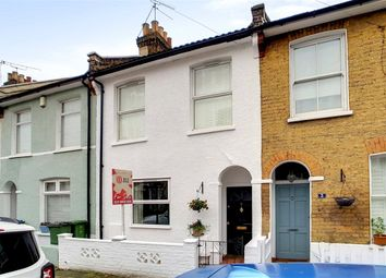 2 bed terraced house for sale in Mauritius Road, Greenwich, London SE10