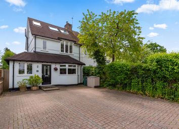 Thumbnail 4 bed semi-detached house for sale in Castle Drive, Horley