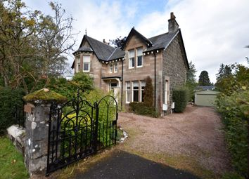 Thumbnail 6 bed detached house for sale in Braco Road, Comrie