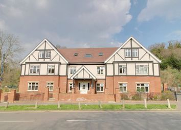 Thumbnail 2 bed flat for sale in Lower Barn Road, Purley