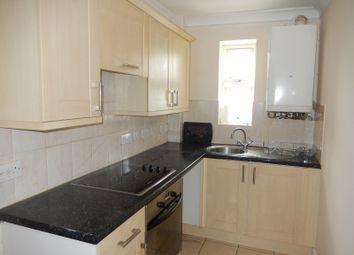 Thumbnail 1 bed flat to rent in 263 Gillingham Road, Gillingham, Kent.